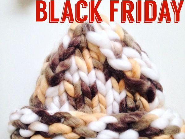 24-25 ноября - черная пятница! Скидки до 75% | Ярмарка Мастеров - ручная работа, handmade