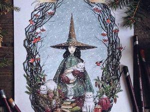 Таро Прогноз на неделю с 5 по 11 ноября. Ярмарка Мастеров - ручная работа, handmade.
