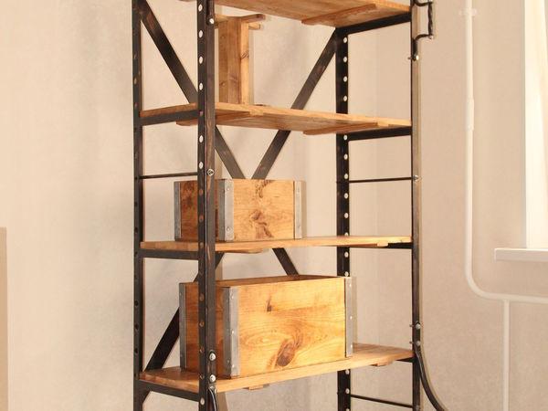 Мебель лофт. Индустриальный стиль. | Ярмарка Мастеров - ручная работа, handmade