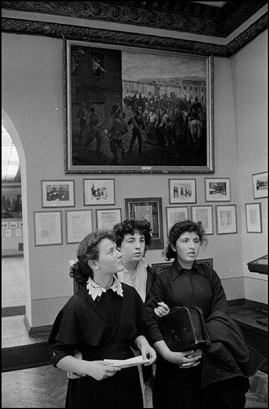Lessing26 Москва 1958 года в фотографиях Эриха Лессинга