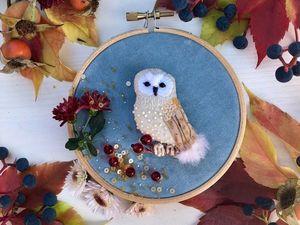 Кто хотел научиться шить птиц? Информация для вас!. Ярмарка Мастеров - ручная работа, handmade.