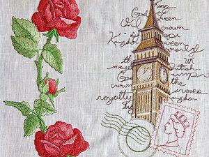 Воспоминания о Лондоне. Ярмарка Мастеров - ручная работа, handmade.