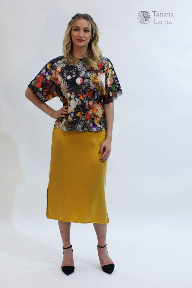 шелковое платье, летнее платье, платье на лето, блузка шелк