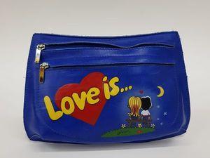 """Аукцион! Сумка на пояс """"Love is"""". Ярмарка Мастеров - ручная работа, handmade."""