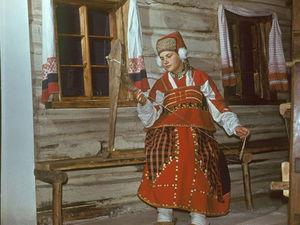Рязанский костюм — красота сквозь века. Ярмарка Мастеров - ручная работа, handmade.