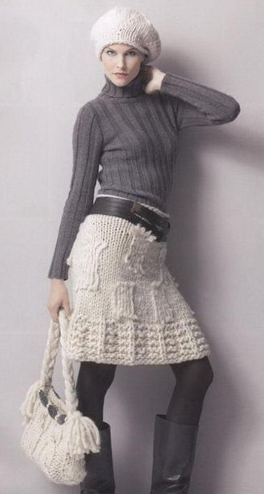 大胆的针织裙 - maomao - 我随心动