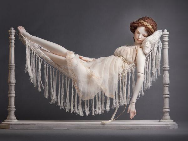 Новый проект на Искусстве куклы | Ярмарка Мастеров - ручная работа, handmade