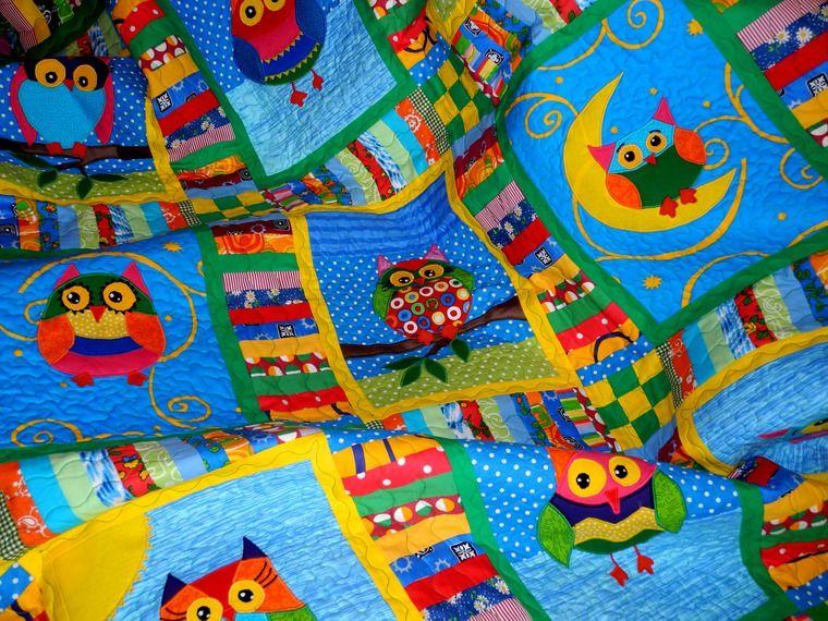 лоскутное шитье для детей, покрывало пэчворк, лоскутно одеяло для детей, плед для детей
