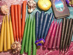 Как Найти Свою Зодиакальную Свечу? Использование Зодиакальных Свечей, Их Цвета. Ярмарка Мастеров - ручная работа, handmade.