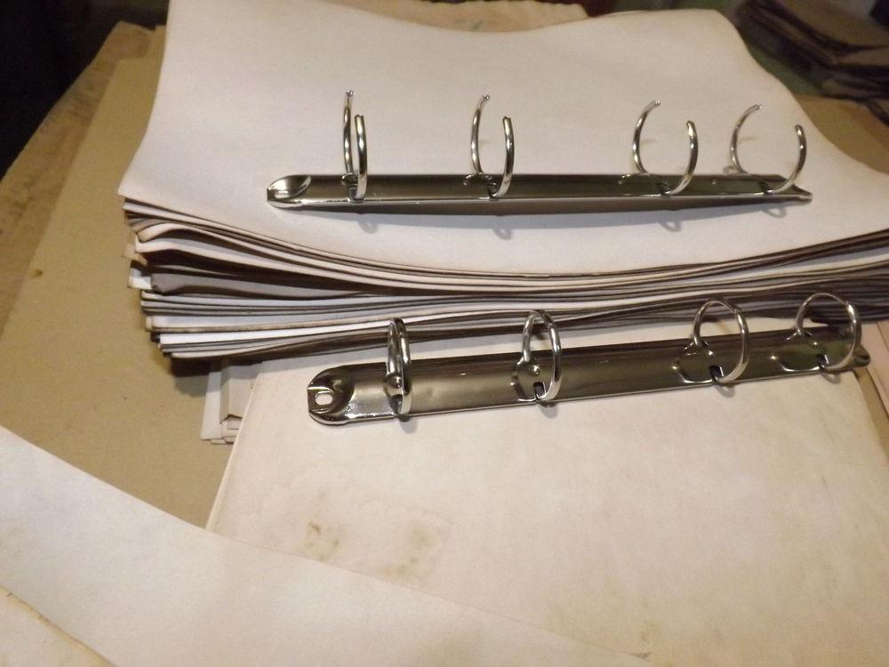 блокнот ручной работы, готовая бумага