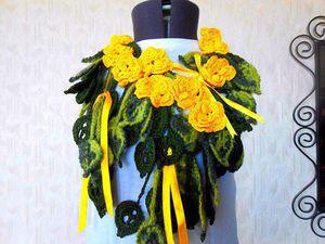 Распродажа оригинальных шарфиков!! Готовые есть от 799 руб!! | Ярмарка Мастеров - ручная работа, handmade