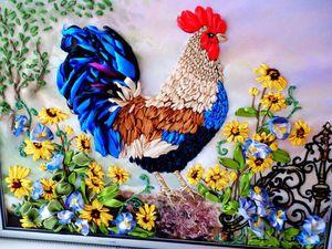 Петушок | Ярмарка Мастеров - ручная работа, handmade