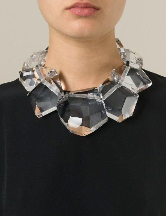природные кристаллы