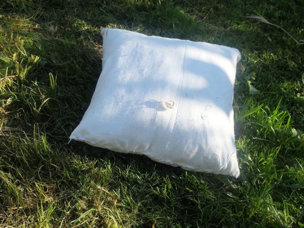 пуховая подушка