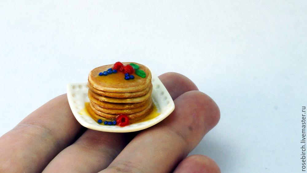 миниатюра из пластики, еда из пластики, полимерная глина, кукольная миниатюра, видео урок, кулинарная миниатюра, fimo
