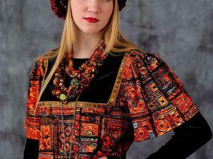 """Коллекция """"Специи"""". Платье VR-1529. Ярмарка Мастеров - ручная работа, handmade."""