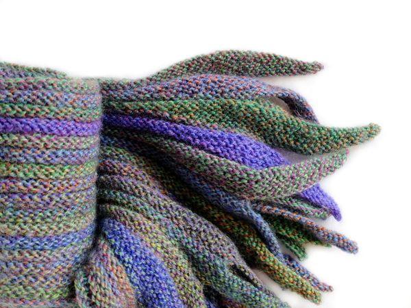 Два дня, три шарфа, 25% Закрыто! :) | Ярмарка Мастеров - ручная работа, handmade