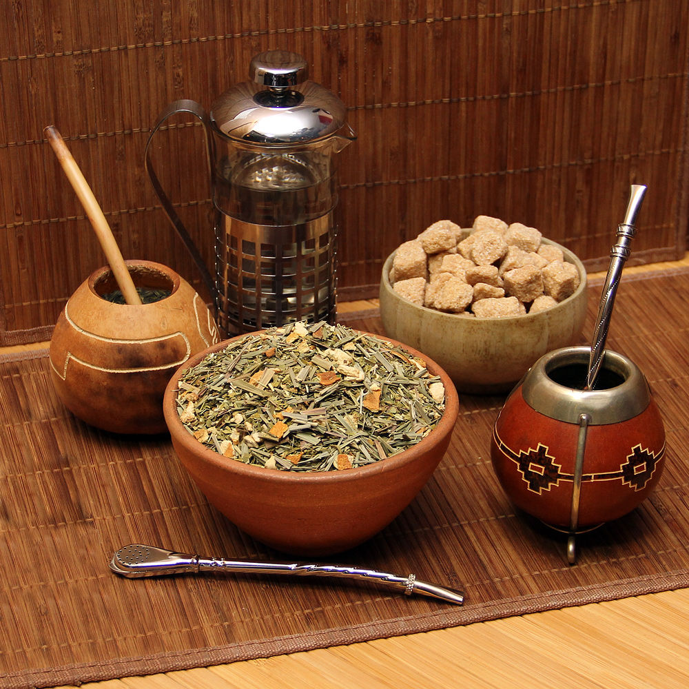 История чая матэ