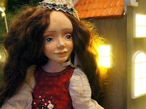 АКЦИЯ! Скидка на кукол до 20 января!. Ярмарка Мастеров - ручная работа, handmade.
