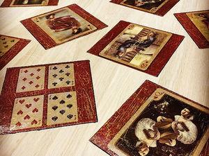 Деревянная столешница со вставками из плитки. Ярмарка Мастеров - ручная работа, handmade.