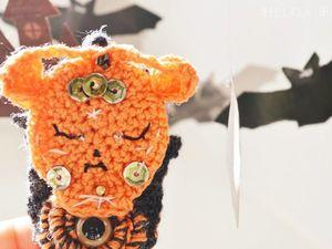 Happy Halloween в Atelier Crochet Fox: супер-акция — участвуют все броши!. Ярмарка Мастеров - ручная работа, handmade.
