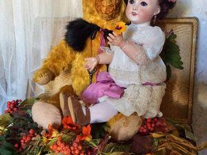 Осенний ценопад. Ярмарка Мастеров - ручная работа, handmade.