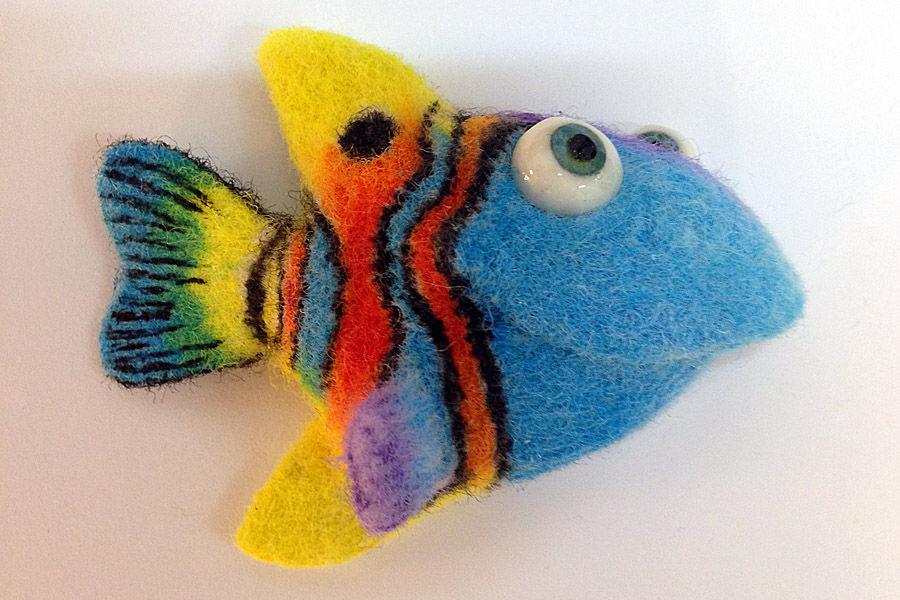 рыба, отчёт