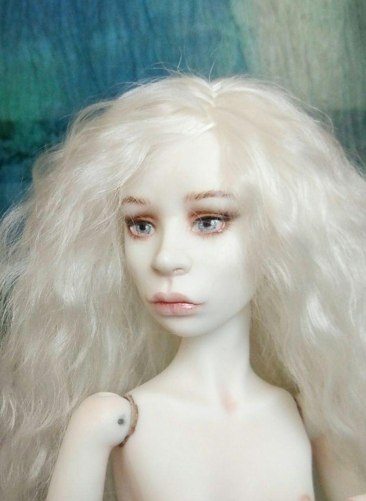 фарфоровая кукла, авторская кукла, бжд