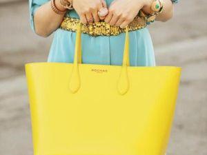 Мятно-желтое настроение   Ярмарка Мастеров - ручная работа, handmade