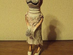Жених почти готов. Ярмарка Мастеров - ручная работа, handmade.
