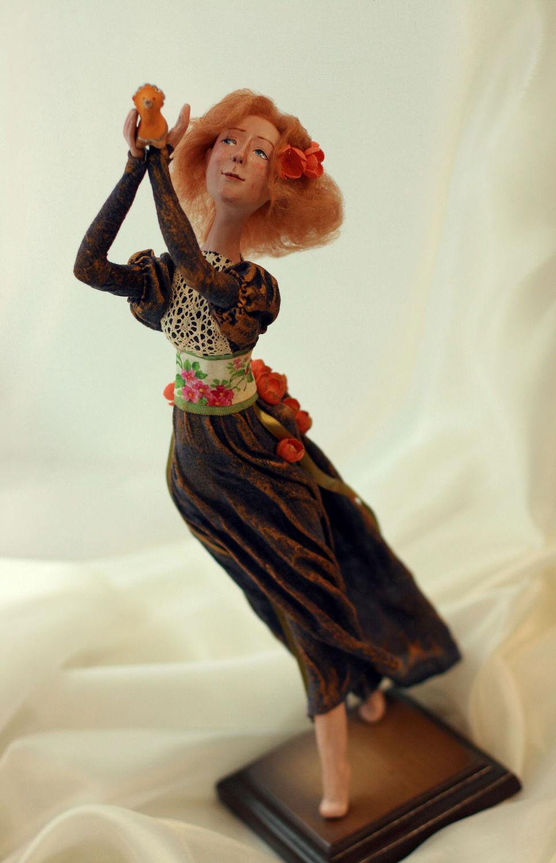 Ближе к природе: интервью с кукольных дел мастером Екатериной Савостиной