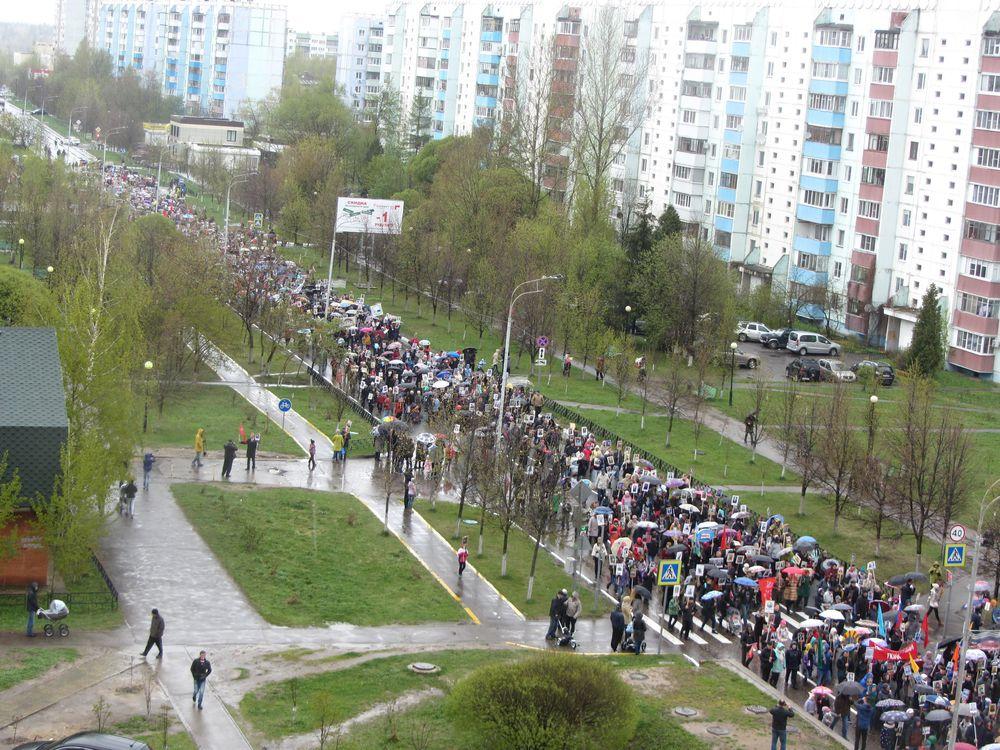 День Победы в моем подмосковном городке., фото № 5
