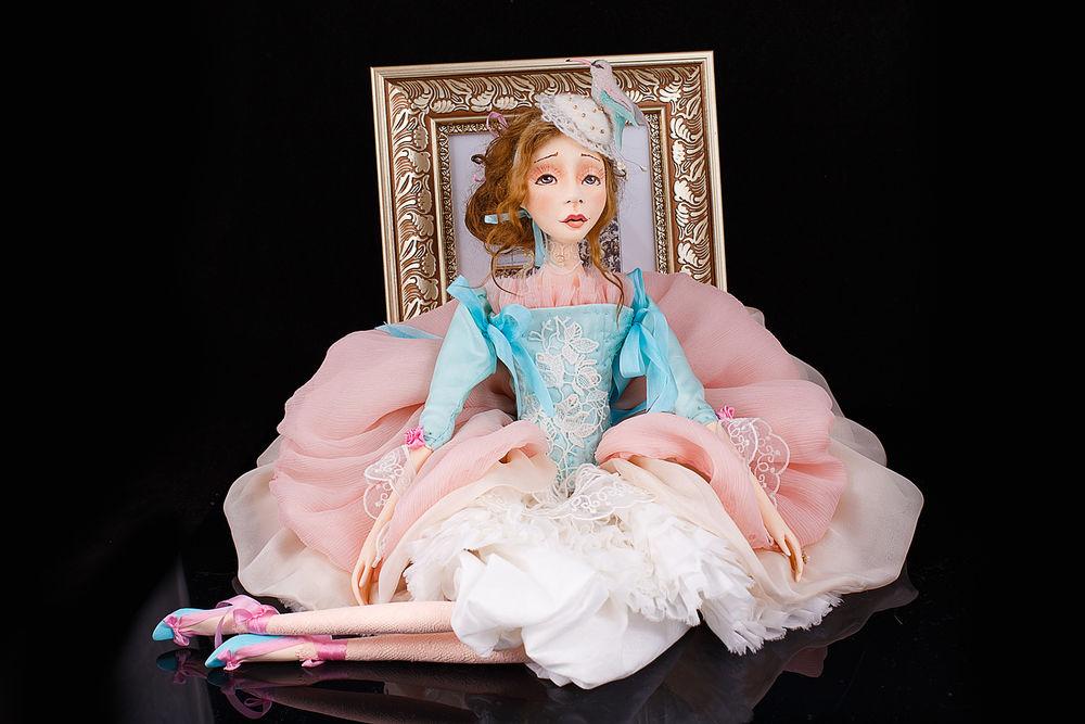 образ куклы