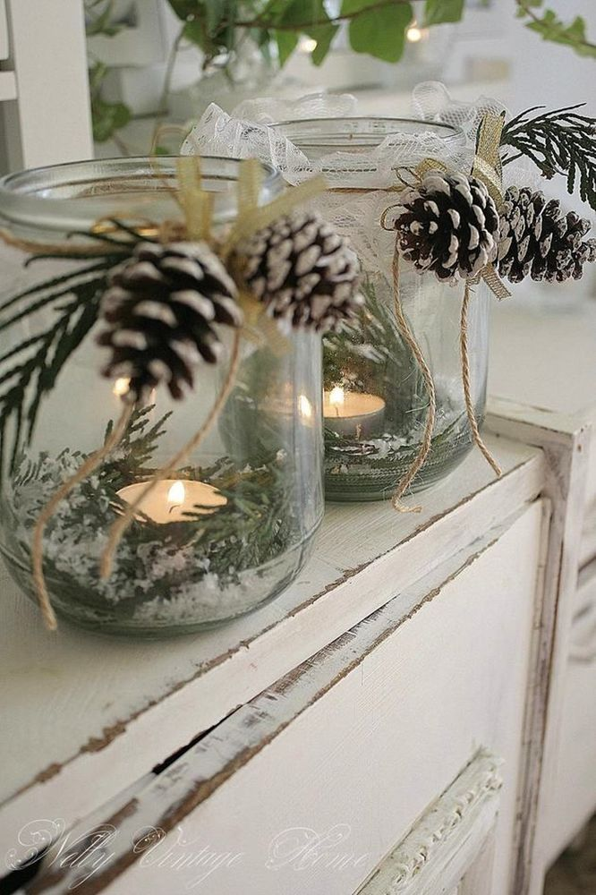 Christmas Decorations from Recycled Materials, фото № 33