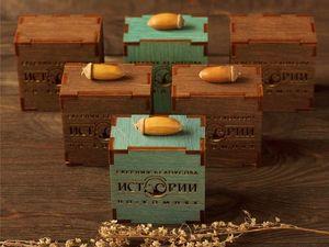 Новые коробочки и опрос :). Ярмарка Мастеров - ручная работа, handmade.
