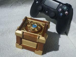 Hearthstone Jewellery Box. Ярмарка Мастеров - ручная работа, handmade.
