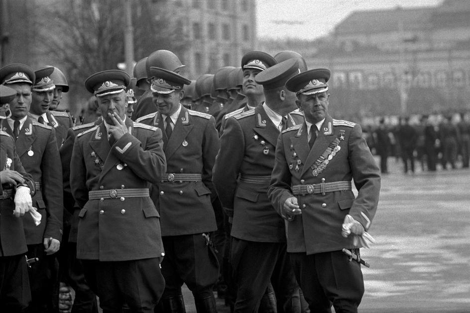 Lessing31 Москва 1958 года в фотографиях Эриха Лессинга