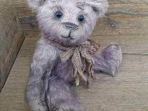 Создание авторской игрушки Тедди на выбор. | Ярмарка Мастеров - ручная работа, handmade