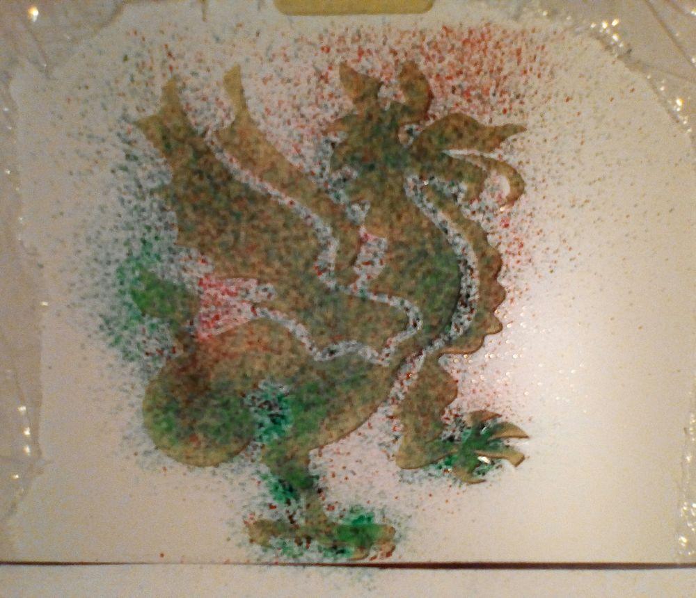 роспись тканей