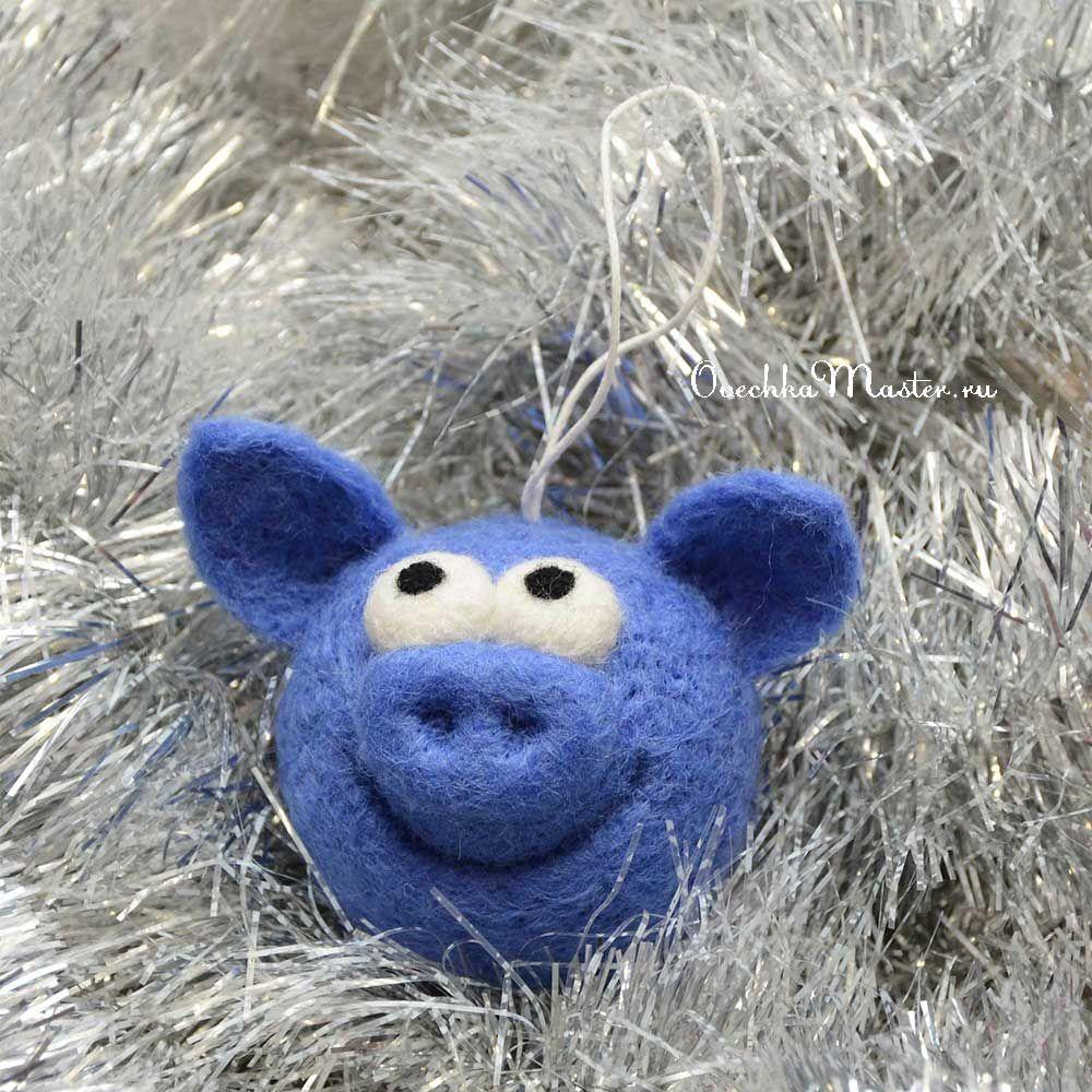 свиношарик, хрюшка
