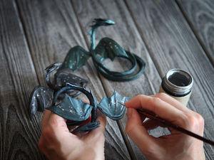 Рождение драконов. Ярмарка Мастеров - ручная работа, handmade.