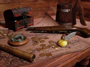 Приоткрываю завесу тайны. Домашние квесты! | Ярмарка Мастеров - ручная работа, handmade