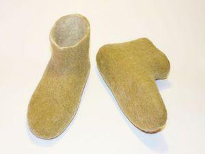 носки с собачьей шерстью | Ярмарка Мастеров - ручная работа, handmade
