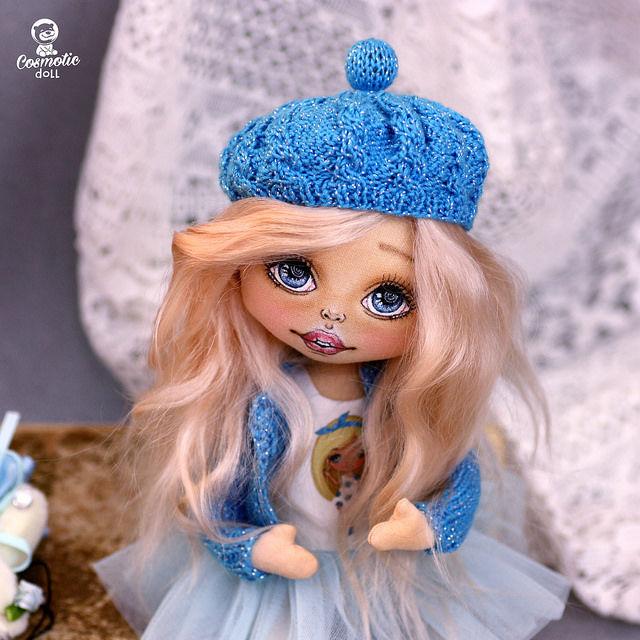 кукла из ткани, кукла своими руками, куклы близнецы