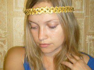 Славянские головные уборы | Ярмарка Мастеров - ручная работа, handmade