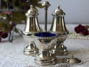 Соль,перец,горчичка-комплект для специй дополнительные фотографии. Ярмарка Мастеров - ручная работа, handmade.