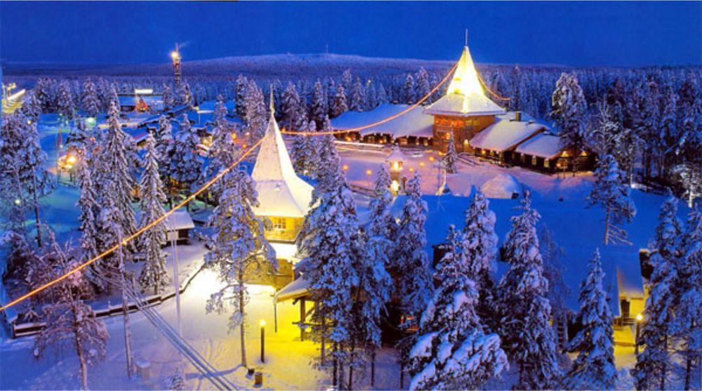 финское рождество