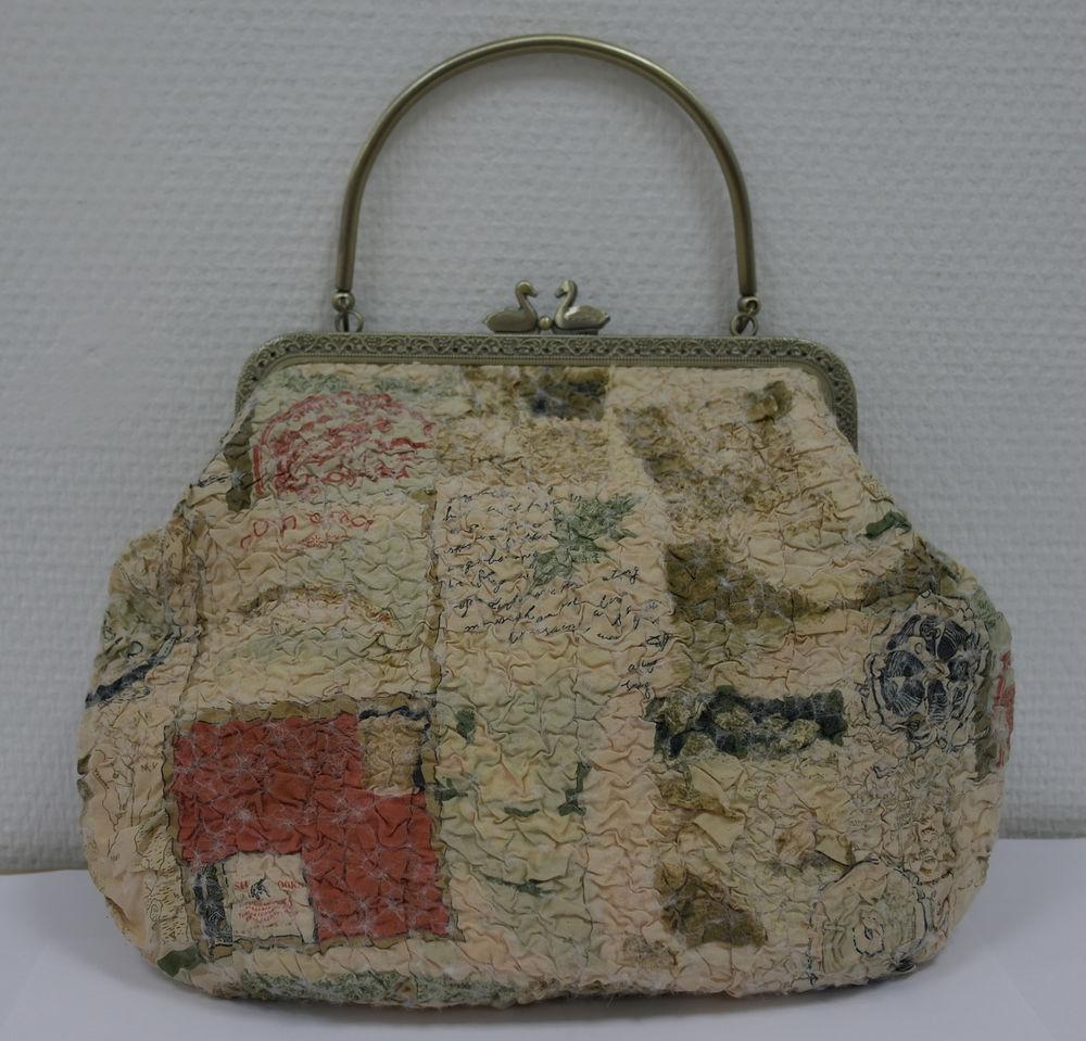 сумка валяная