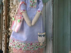 Времена года. Фея весны. | Ярмарка Мастеров - ручная работа, handmade