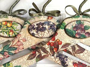 Скоро в продаже осенние ягоды. Ярмарка Мастеров - ручная работа, handmade.